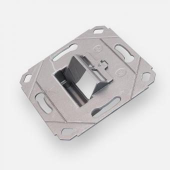 ClueNet Outlet, designfähig Tragring modular, 1-fach, 2-fach